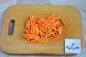 Стручковая фасоль тушеная с овощами 4