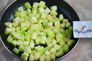 Тушеные овощи в горшочке 4