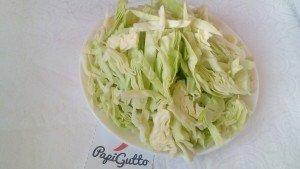 Салат с капустой 1