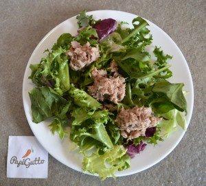 Салат с тунцом 6