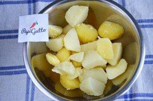 Вареники с картошкой 3