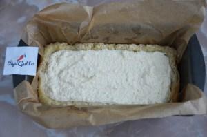 Творожный пирог с вишней 12