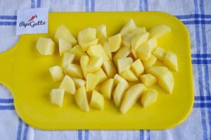 Сырный суп 6