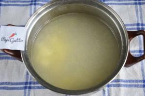 Сырный суп 7