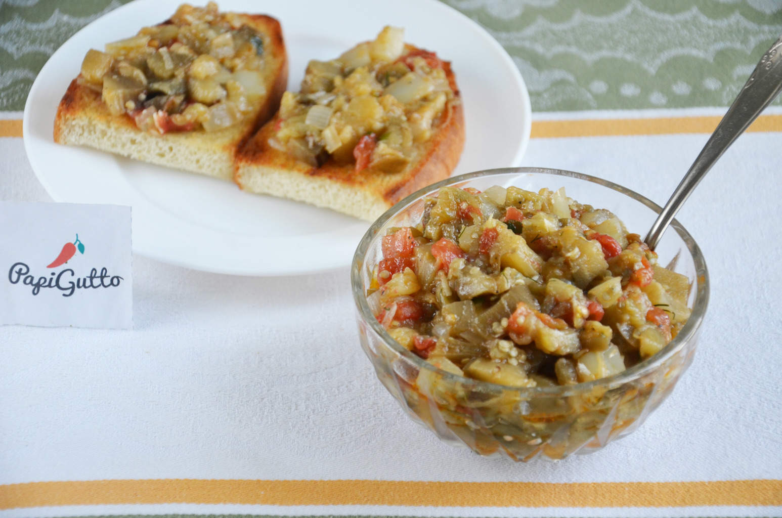 Баклажанная икра рецепт с пошаговым