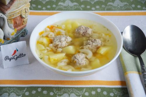 Как правильно приготовить суп с фрикадельками
