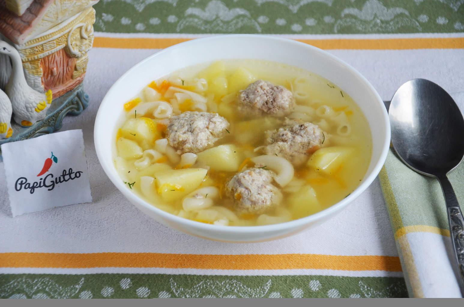 Почему в супе разваливаются фрикадельки