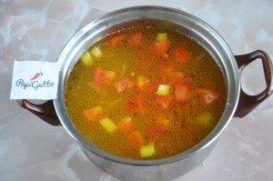Суп «Минестроне» 8
