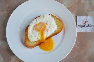 Яйца пашот 7