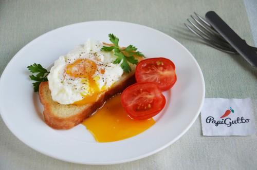 яйцо пашот пошаговый рецепт фото