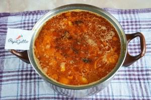 Суп солянка 10