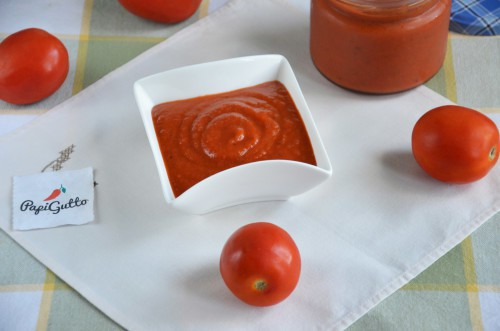 Домашний кетчуп пошаговый рецепт с фото