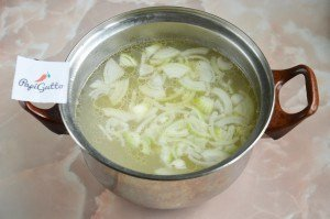 Фасолевый суп 10