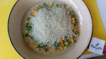 Ризотто (рис с овощами) 6