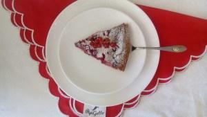 Клафути (пирог) с вишней 9