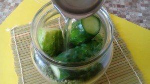 Квашені огірки 6