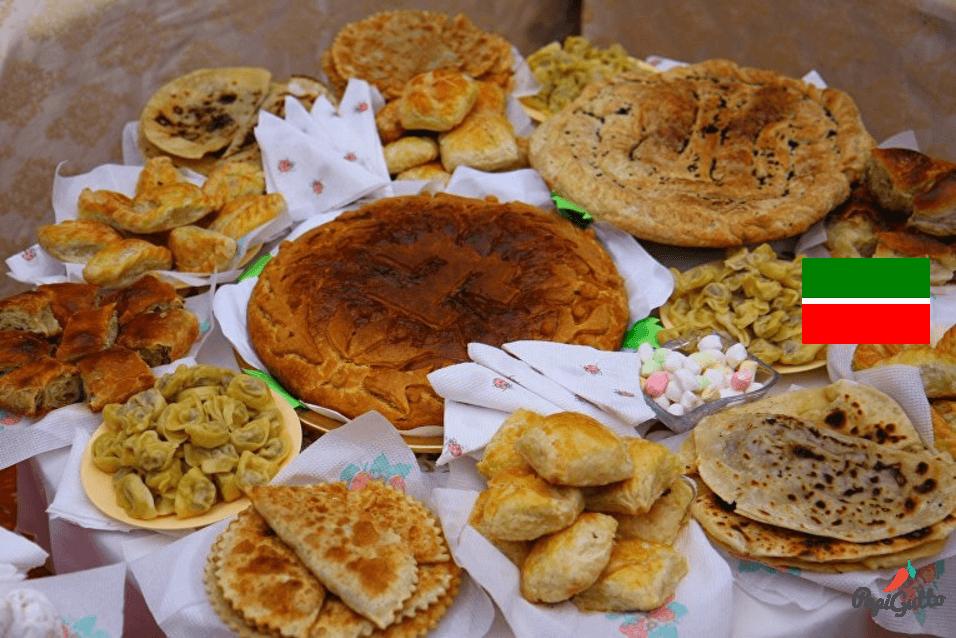 Национальная татарская кухня рецепты