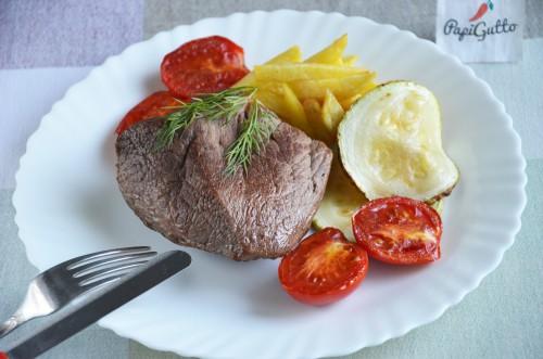 Стейк із яловичини