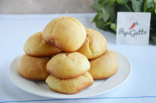 Заварне тісто (профітролі)