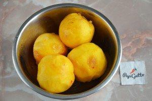 Варення з персиків 2