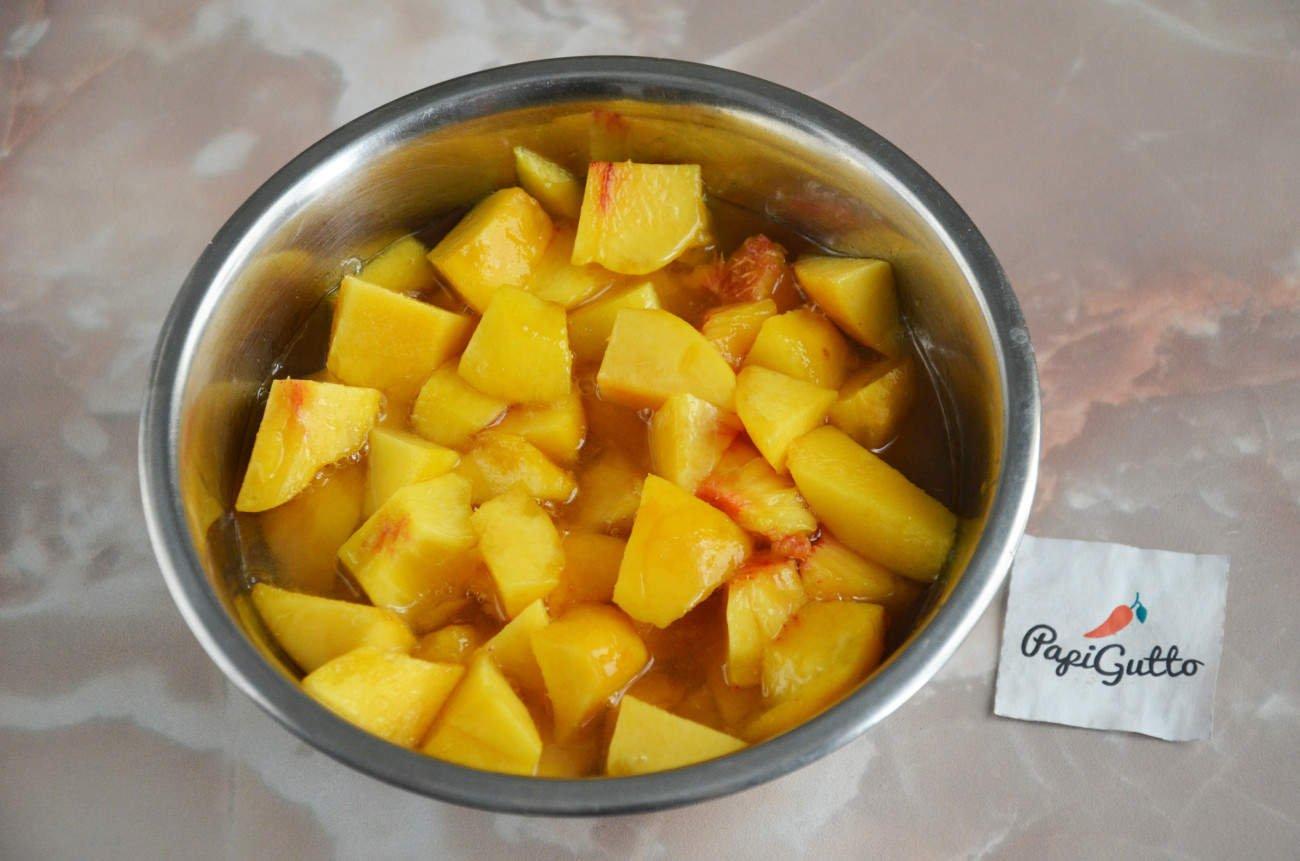 Персиковый джем рецепт пошагово