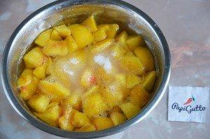 Варення з персиків 7