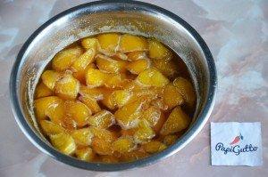 Варенье из персиков 9