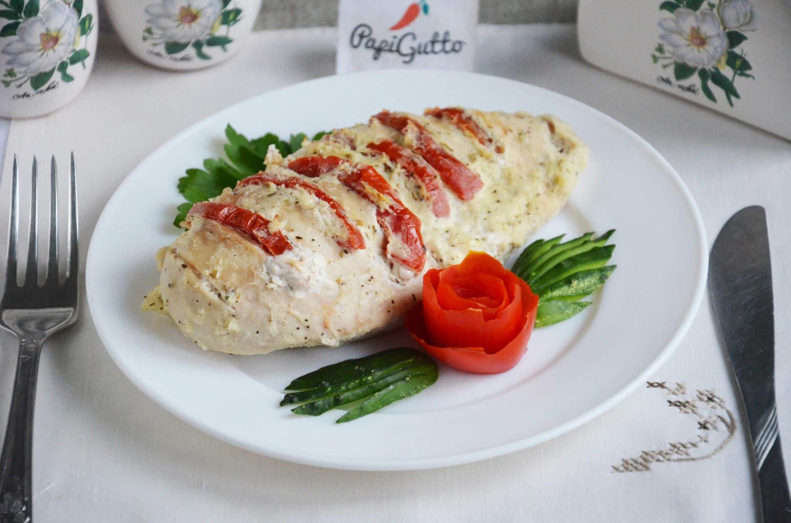 Рецепт блюд из куриной грудки в духовке
