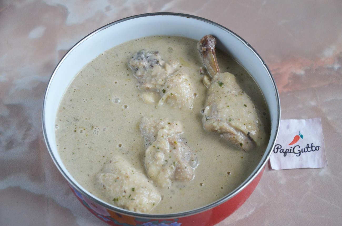 Сациви из курицы по-грузински пошаговый рецепт отзывы