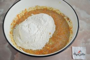 Морковный пирог 8