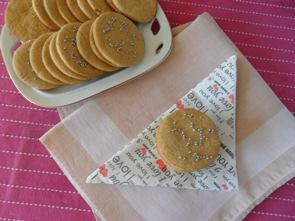 Рецепт імбирного печива