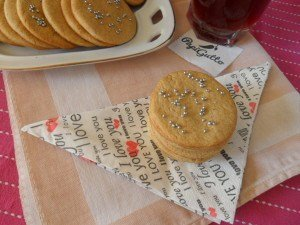 Имбирное печенье 8