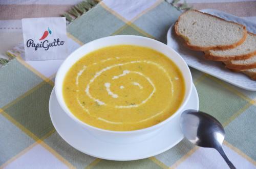 Суп із гарбуза