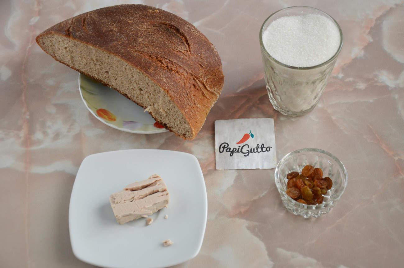 Как сделать хлебный в домашних условиях