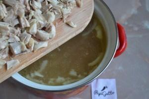 Гречневый суп 7