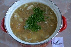Гречневый суп 8