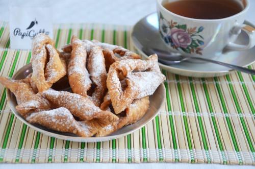 Печиво хмиз (хрустики)