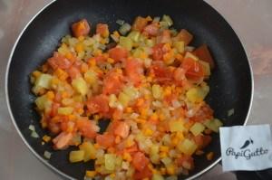 Булгур, каша с овощами 4