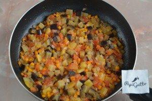 Булгур, каша з овочами 5