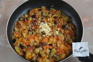 Булгур, каша с овощами 6