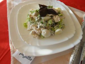 Салат из курицы 8