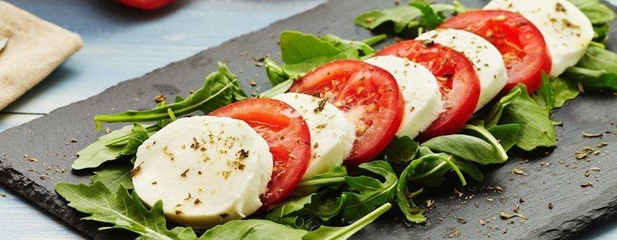 Легкие летние салаты без майонеза