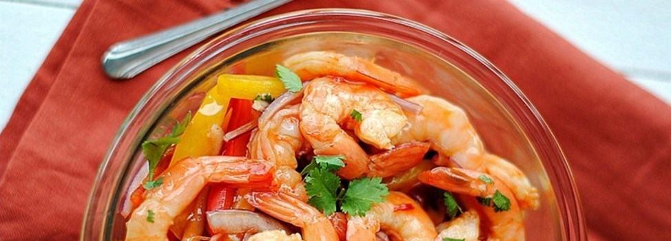 Легкий салат без майонеза с 118
