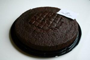 Шоколадный торт 21