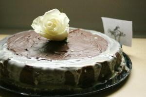 Шоколадный торт 22