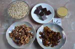 Гранола (вкусный завтрак) 1