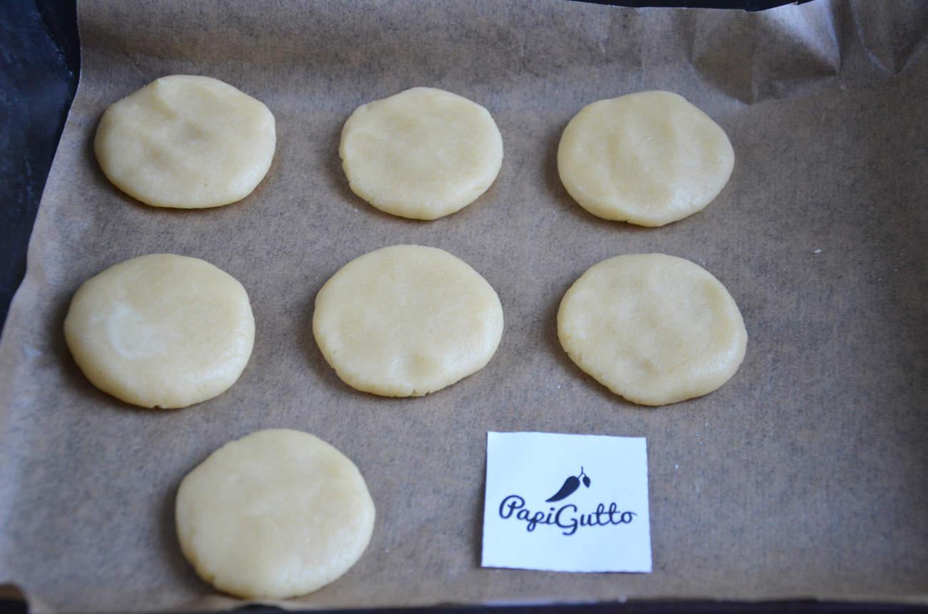 Курабье : рецепт песочного печенья в домашних условиях на маргарине, по 76