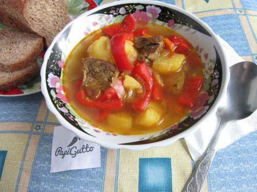 Суп «Шурпа»