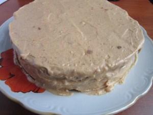 Торт «Наполеон» 20