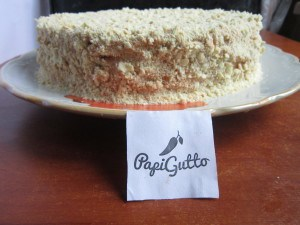 Торт «Наполеон» 22